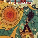 Comic Book Preview – Adventure Time: Marceline The Pirate Queen