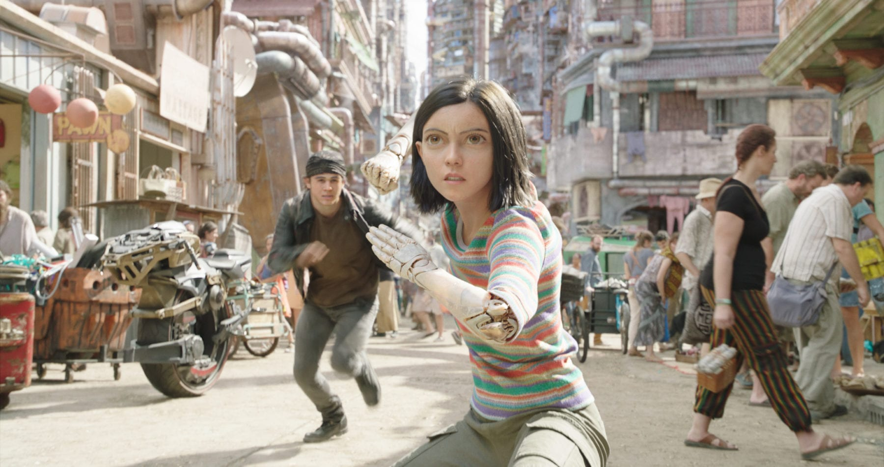 2019 Movie Photography Art: Movie Review - Alita: Battle Angel (2019)