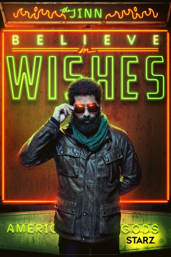 American Gods season 2 character posters released