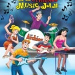 Classic-style Archie returns with Archie & Friends Music Jam #1, check out a preview here
