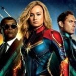Captain Marvel soars with $455 million global box office opening, second-biggest ever for a superhero movie