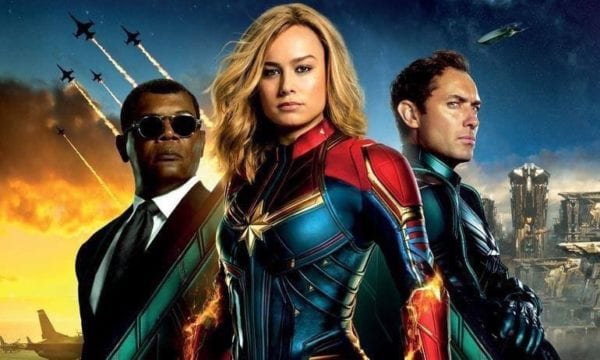 Enter For A Chance To Win A Pass For Two To A Special Advance Screening of Marvel Studios' CAPTAIN MARVEL
