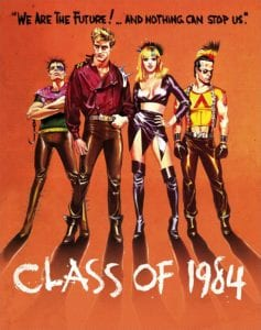 Blu-ray Review - Class of 1984 (1982)