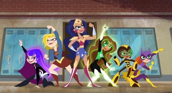 Cartoon Network releases trailer for new DC Super Hero Girls