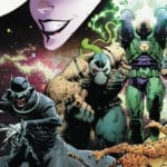 DC Comics to preview Year of the Villain in 25 cent one-shot