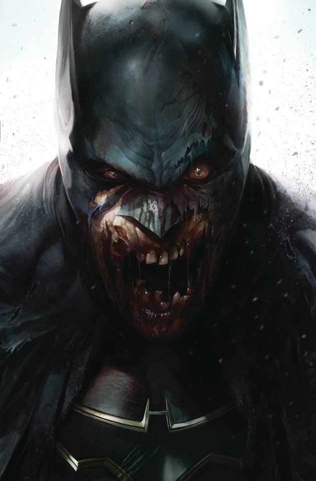 Batman to battle zombies in DCeased