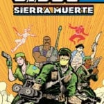 Preview of G.I. Joe: Sierra Muerte #1