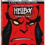 Hellboy Animated: Sword of Storms and Blood & Iron set for 4K release