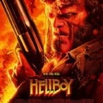 Hellboy gets two posters ahead of new trailer