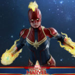 Hot Toys' Movie Masterpiece Series Captain Marvel deluxe figure revealed