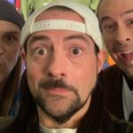 Snoochie Boochies! Kevin Smith marks the start of filming on Jay and Silent Bob Reboot with celebratory selfie