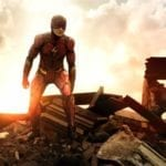 Zack Snyder shares Justice League costume test photo featuring Ezra Miller's Flash