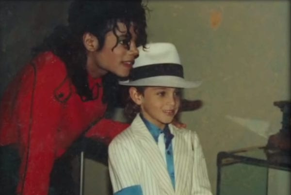 First trailer for controversial Michael Jackson documentary Leaving Neverland