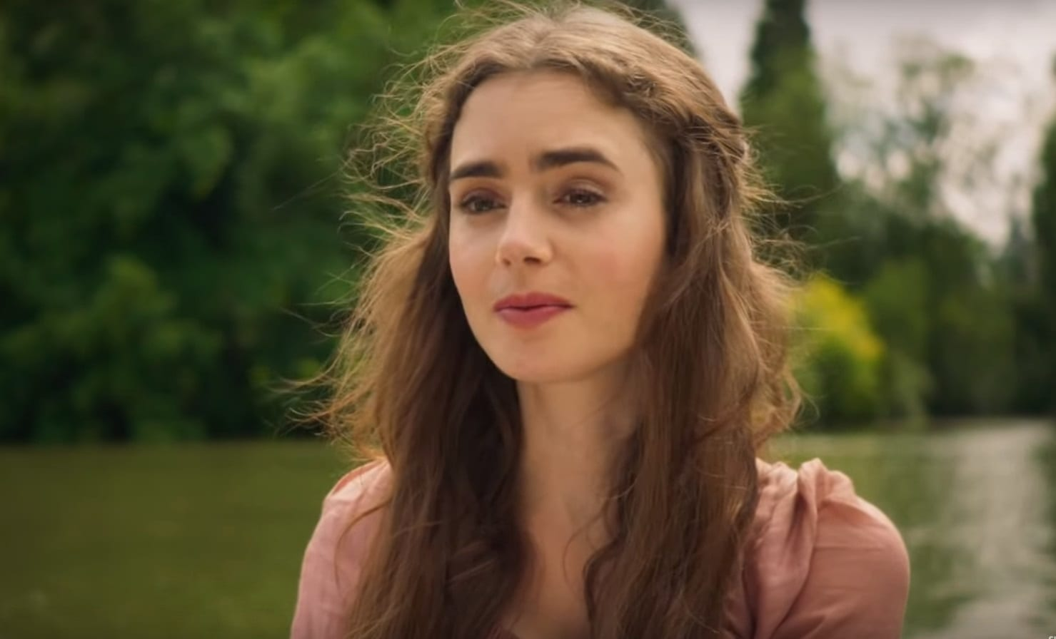 Lily Collins Joins Simon Pegg In Thriller Inheritance