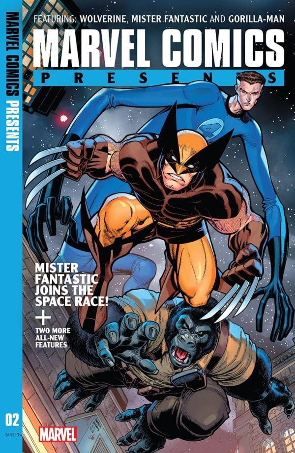 Comic Book Preview – Marvel Comics Presents #2