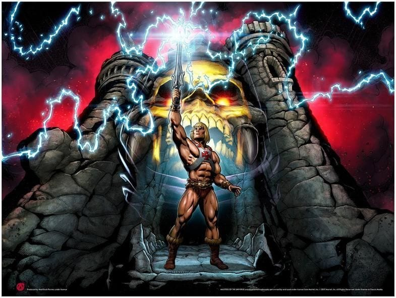 Sony's Masters of the Universe film could go straight to Netflix