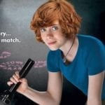 First poster for Nancy Drew and the Hidden Staircase starring Sophia Lillis