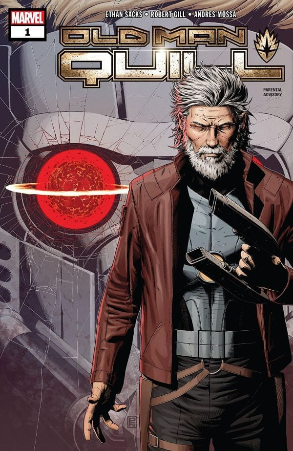 Preview of Marvel's Old Man Quill #1