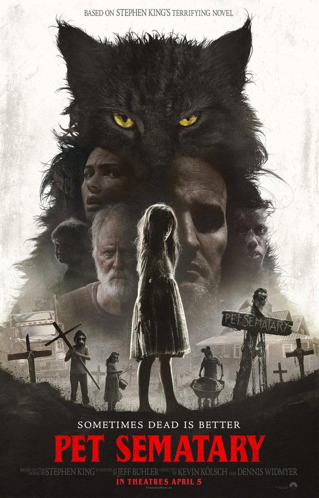 Movie Review - Pet Sematary (2019)