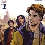 Archie releases first-look preview of Riverdale Season 3 #1