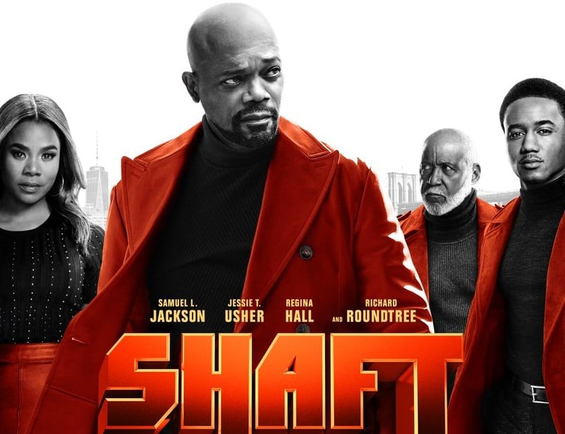Movie Poster 2019: Shaft Sequel Gets A Poster Ahead Of Wednesday's First