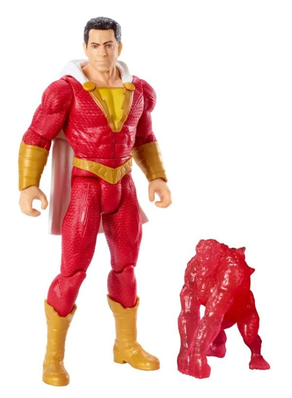 Mattel's Shazam! action figures unveiled at Toy Fair