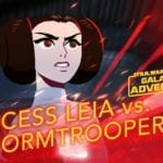 Princess Leia takes charge in new Star Wars: Galaxy of Adventures short