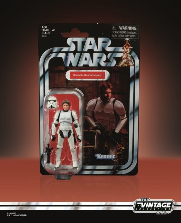 Han Solo May The Fourth Be With You: Hasbro's Latest Star Wars: The Black Series, Vintage