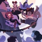 Boom! Studios releases first-look preview of Steven Universe: Fusion Frenzy one-shot