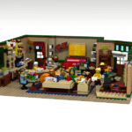 LEGO Ideas to produce official Friends Central Perk and Steamboat Willie sets