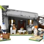 LEGO officially unveils The Flintstones LEGO Ideas set