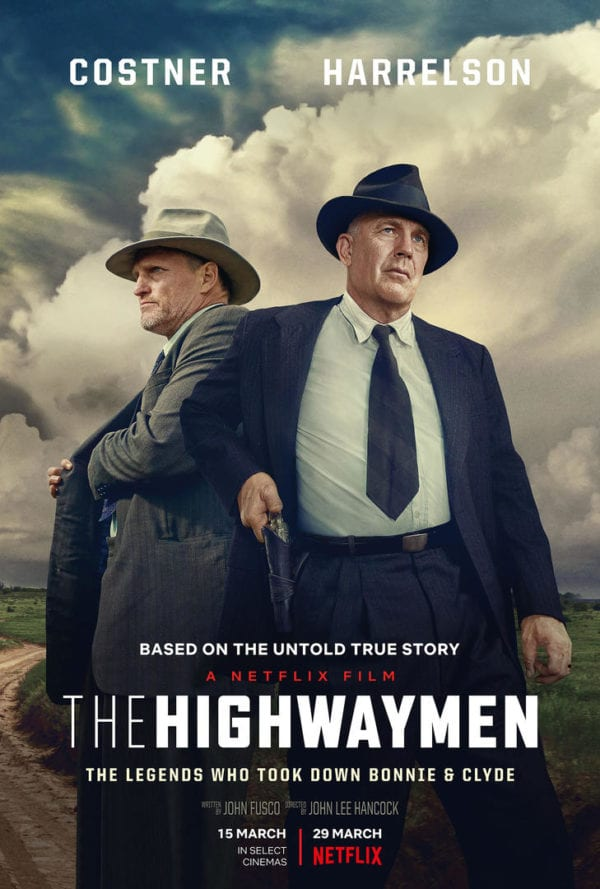 Movie Review – The Highwaymen (2019)