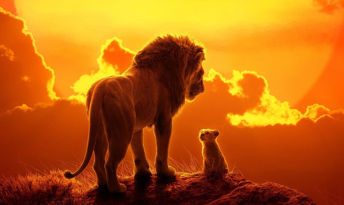 The Lion King tops Beauty and the Beast and Frozen to become Walt Disney Pictures' highest-grossing movie