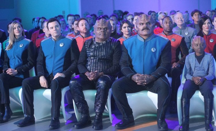 The Orville Season 2 Episode 6 Review A Happy Refrain