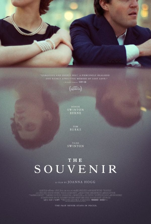 Sundance Grand Jury Prize winner The Souvenir gets a poster and trailer
