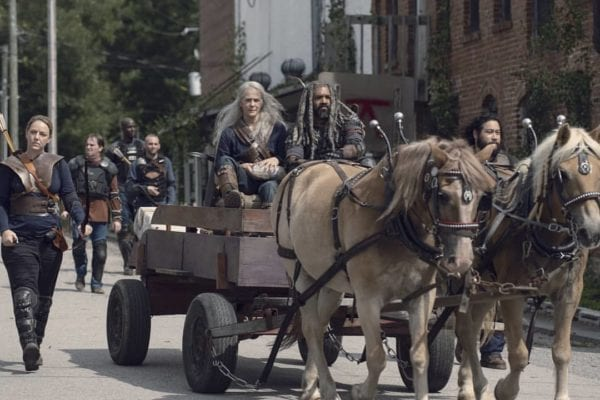 Promo and images for The Walking Dead Season 9 Episode 11 – 'Bounty'