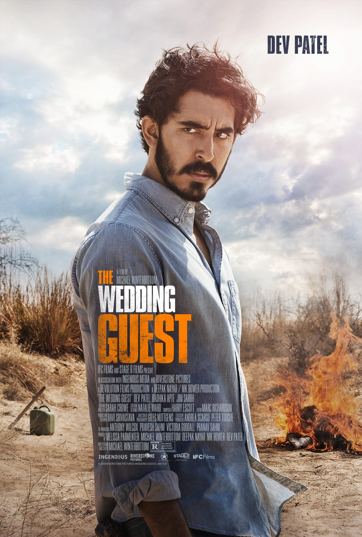 Movie Review The Wedding Guest 2018