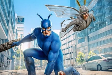 The Tick cancelled by Amazon after two seasons, searching for new home