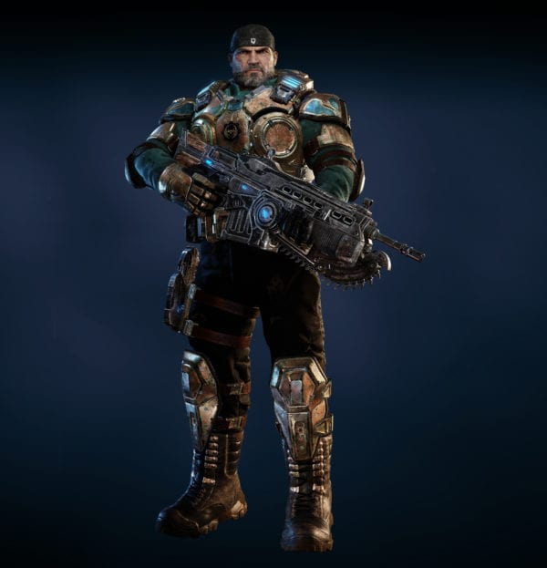 Storm Collectibles Gears Of War Action Figure Line Launches