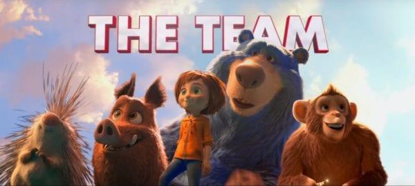 Wonder Park gets a Super Bowl TV spot and three character promos