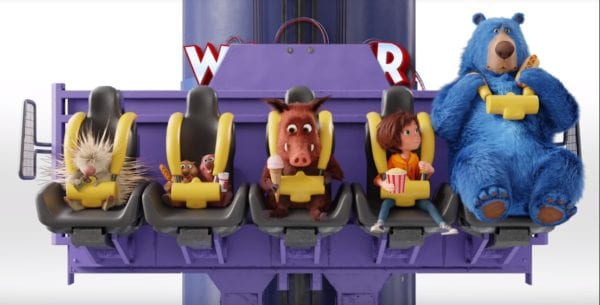 Animated comedy adventure Wonder Park gets a new trailer