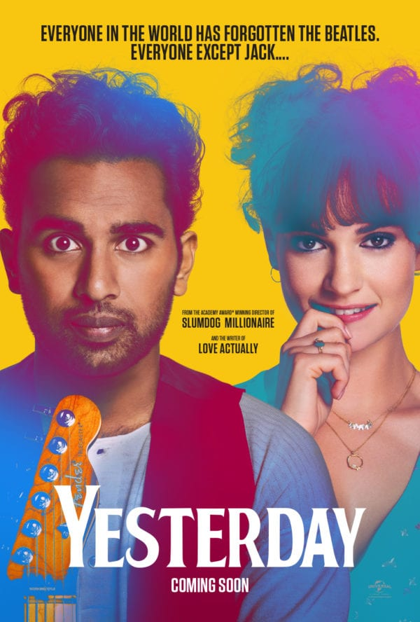 Movie Review – Yesterday (2019)