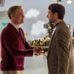 New image from A Beautiful Day in the Neighborhood featuring Tom Hanks and Matthew Rhys