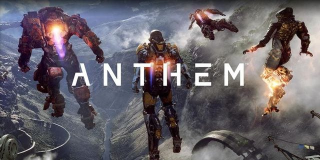 Video Game Review Anthem