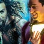 Aquaman Blu-ray special features include Shazam! sneak peek