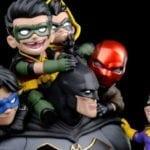 Quantum Mechanix's Batman Family Q-Master diorama available to pre-order now