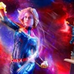 Captain Marvel joins Iron Studios' Battle Diorama Series