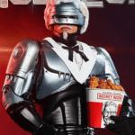 Peter Weller reprises RoboCop role for KFC commercials