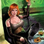 Explore the secret origin of Saffron in first-look preview of Firefly: Bad Company #1