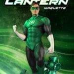 Tweeterhead's Green Lantern Maquette unveiled